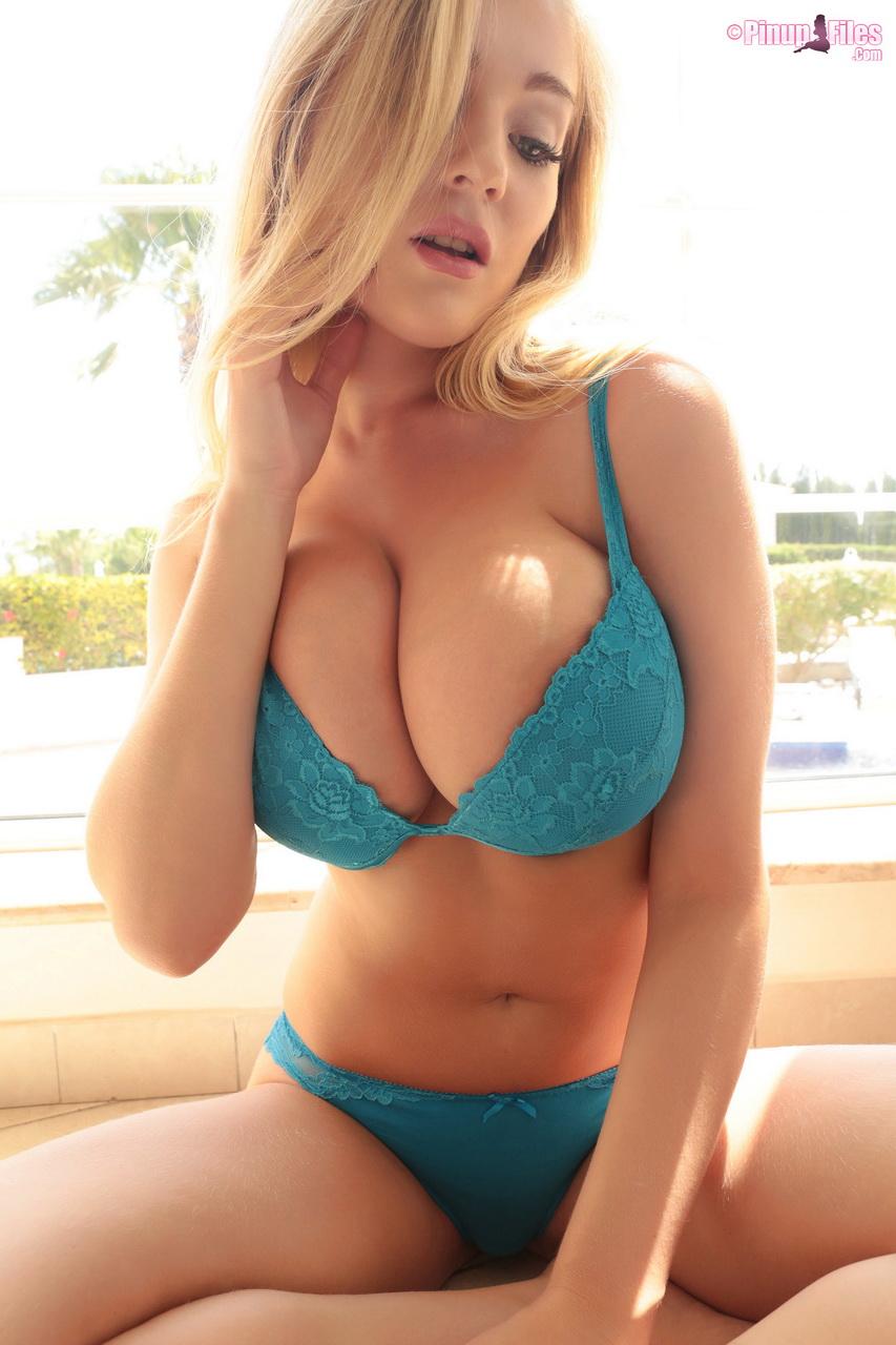 Kelly madison blue lingerie seduction - 2 part 10