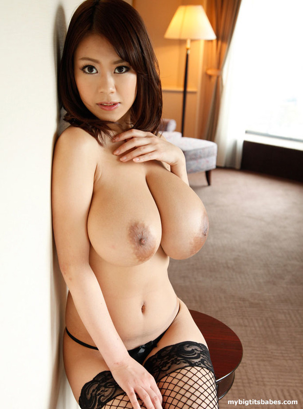 Huge natural asian boobs