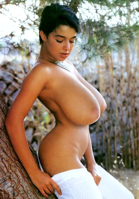 hiking woods tits