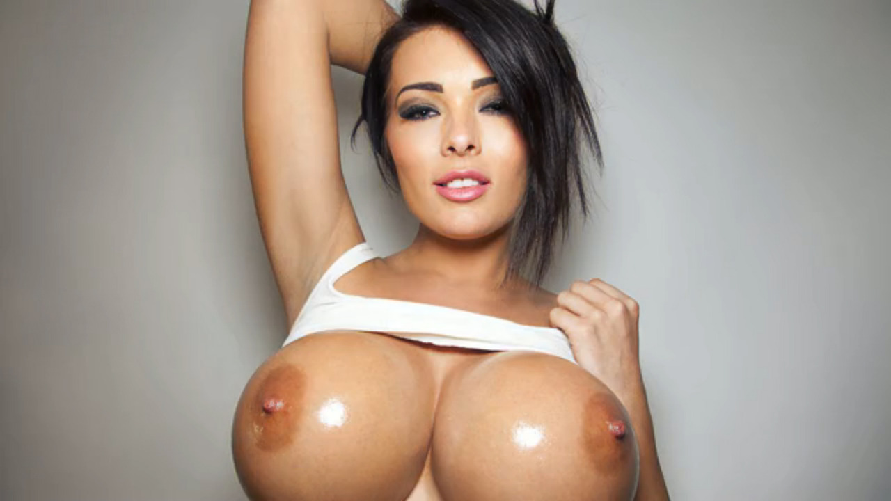 big huge naked boobs