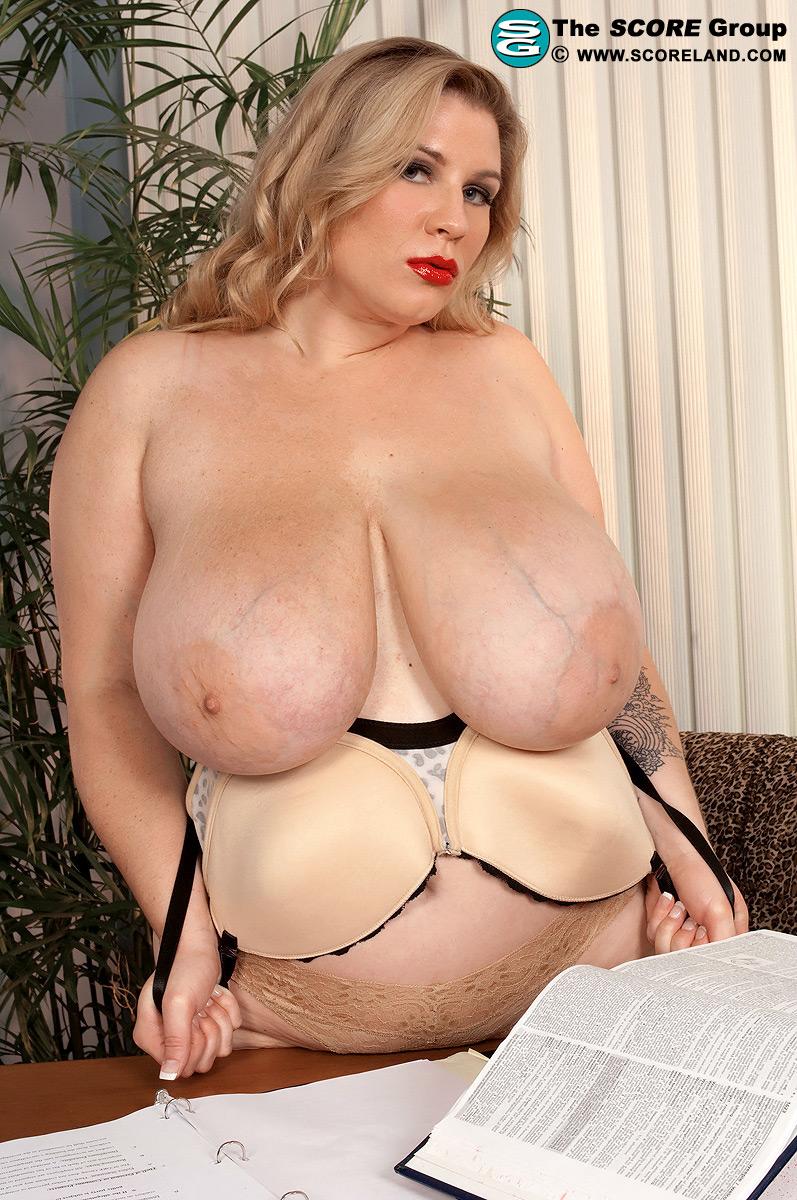 Mega big tits