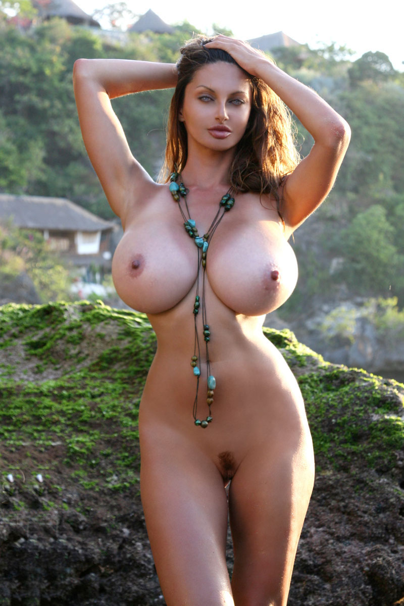 Big boobs tits nude model phrase and