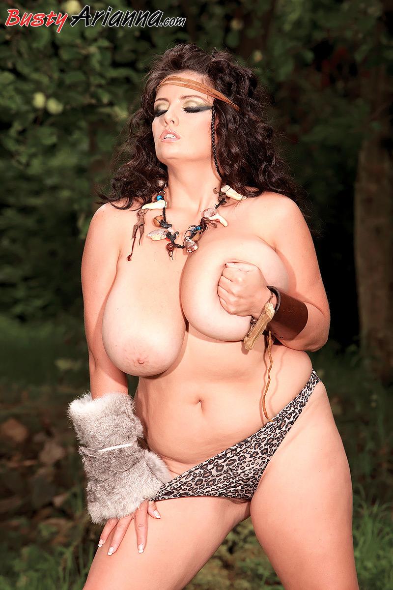 Mature anal gape