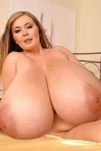 Huge boob porn