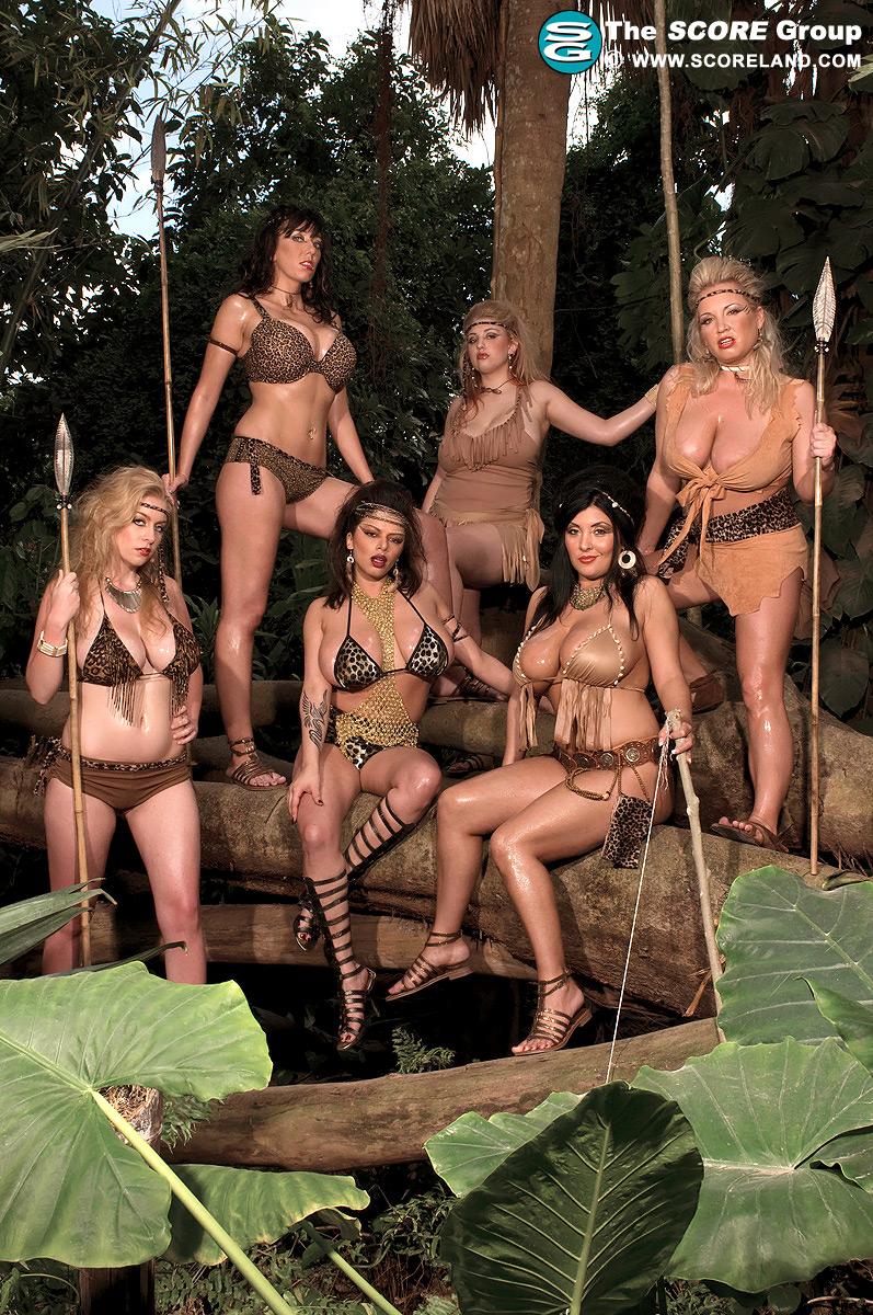 Amazon warriors porn